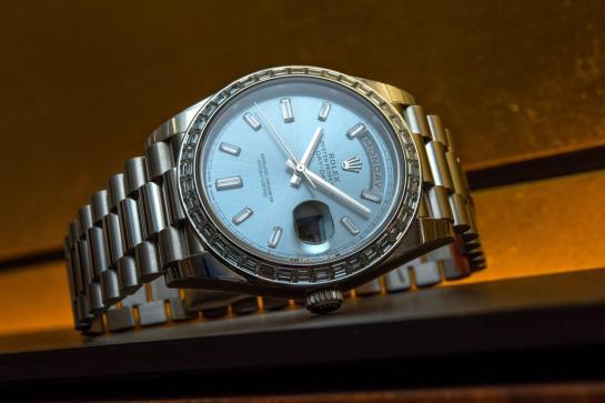 Rolex Day-Date 40 - Ref. 228396TBR