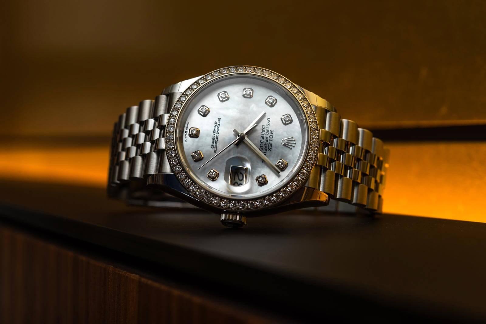 Rolex Datejust 36 <br> Referenca 126284RBR