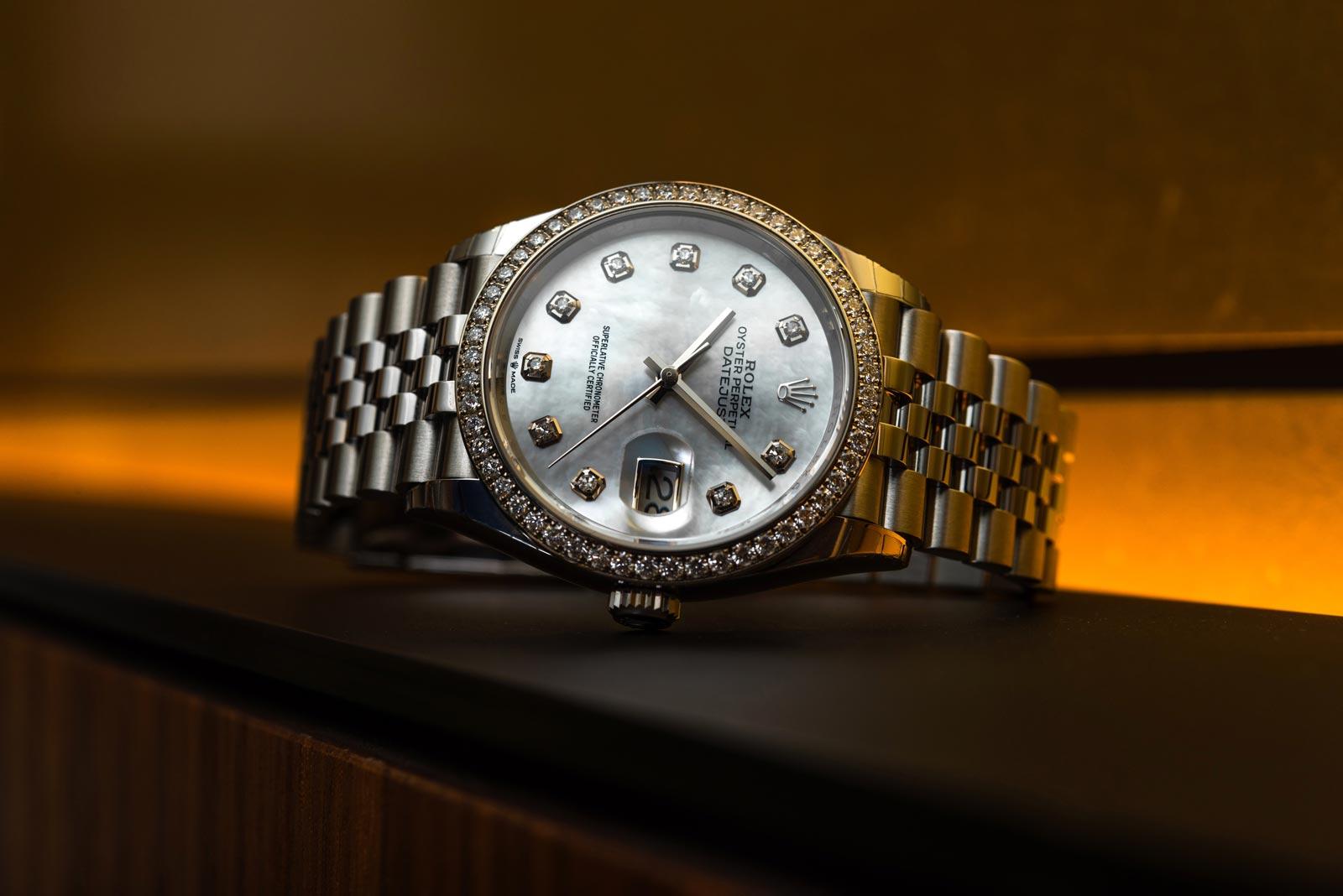 Rolex Datejust 36 <br> Referencia 126284RBR