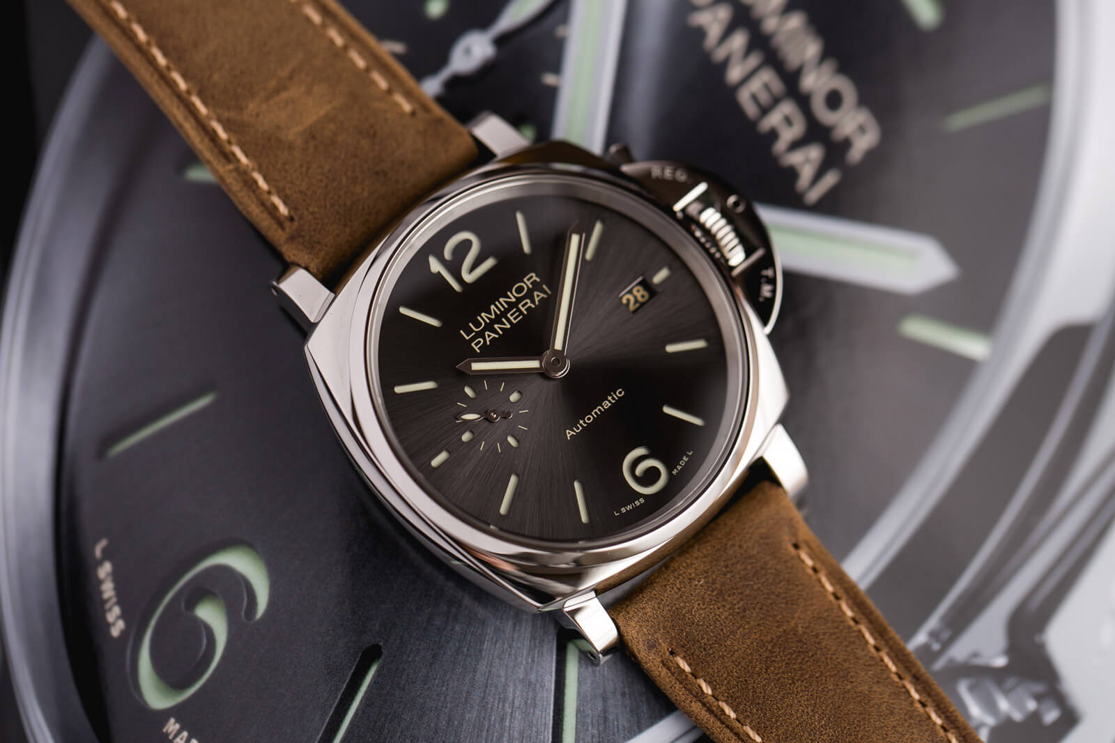Panerai Luminor Due 42mm – PAM00904