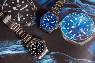 Tudor Pelagos - Symbol of adventure