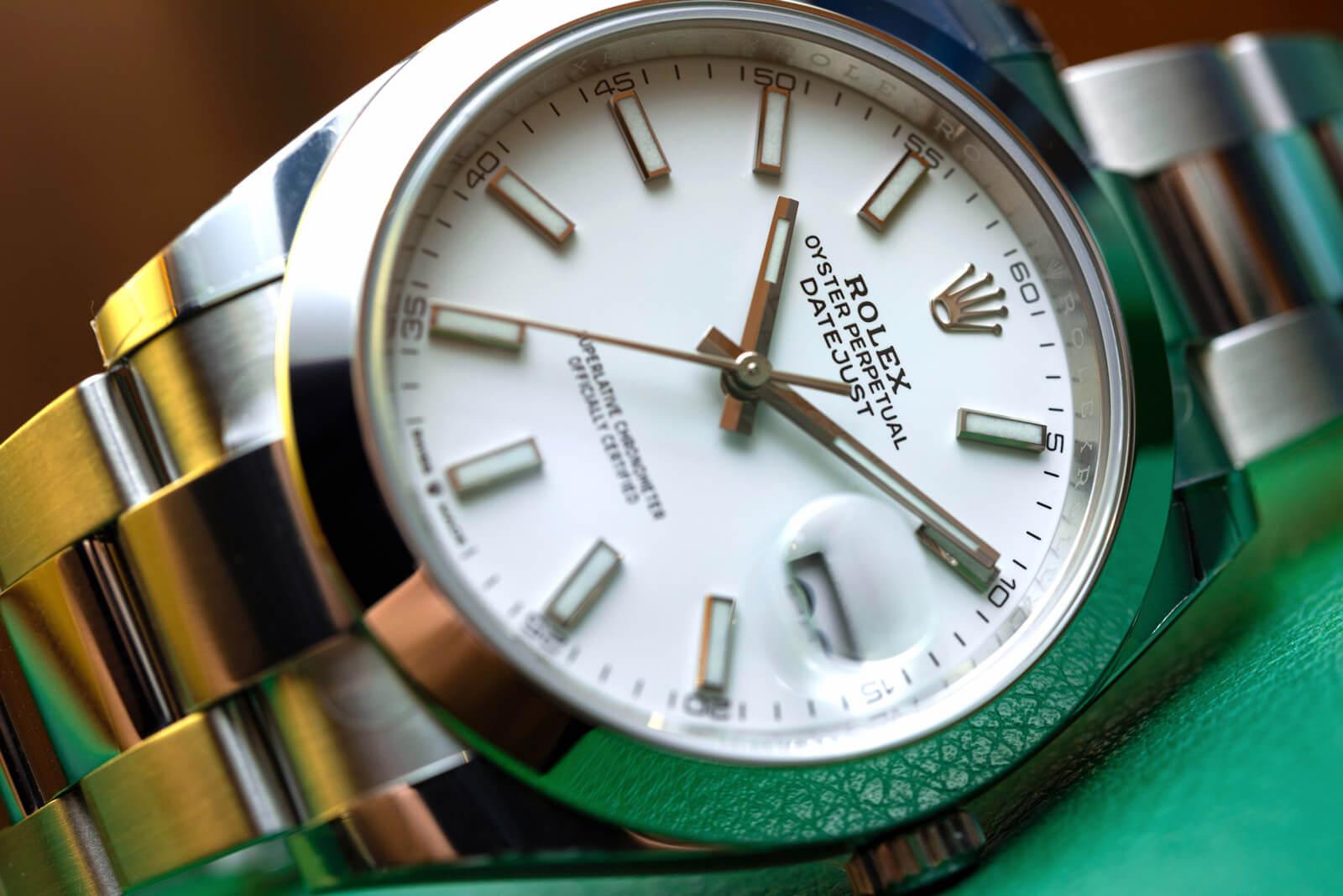 Rolex Datejust 41 – Ref. 126300