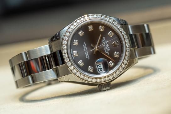 Rolex Lady-Datejust 28 - Ref. 279384RBR