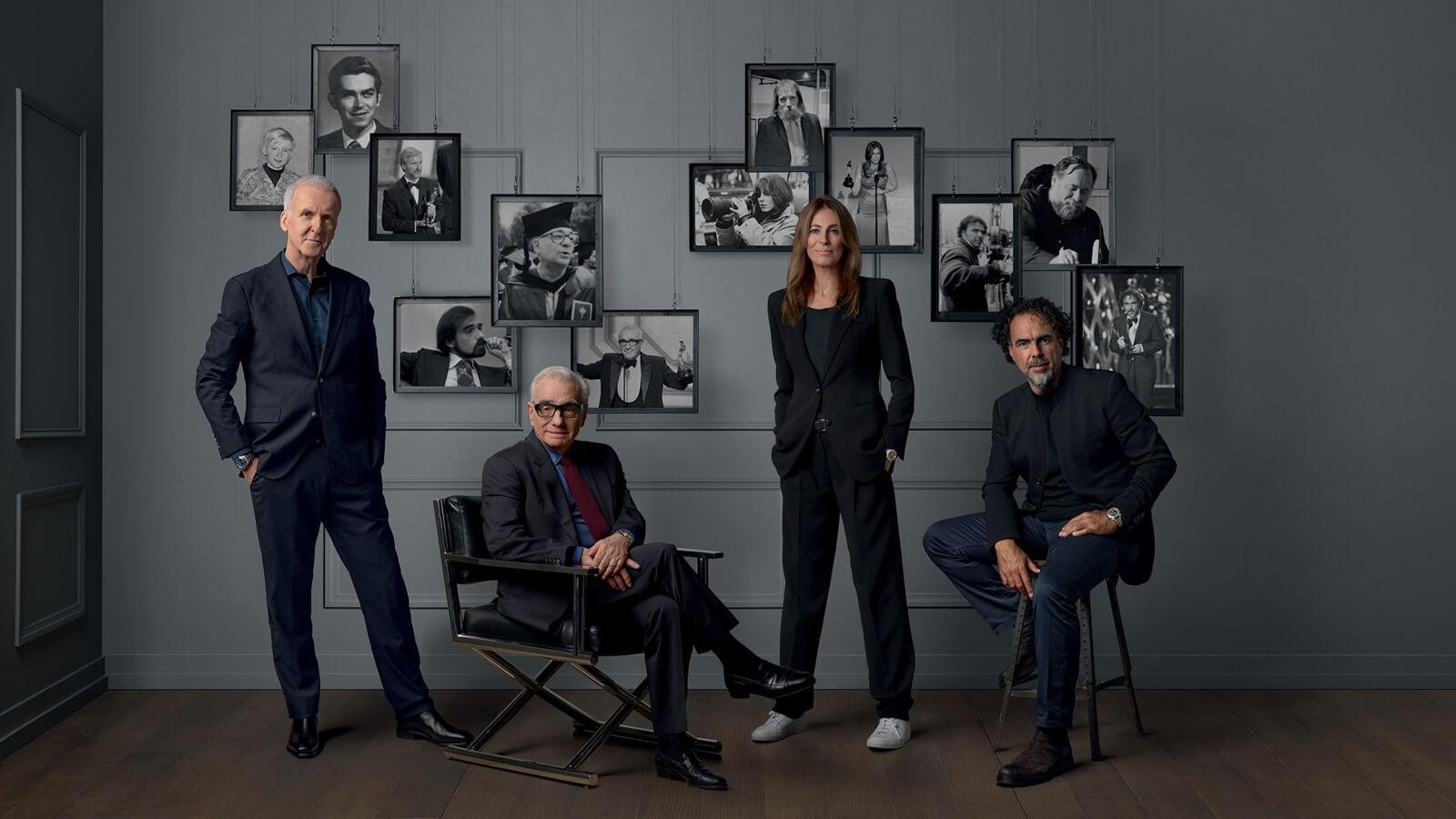 Rolex & svijet filma - Ponosni partner dodele Oskara