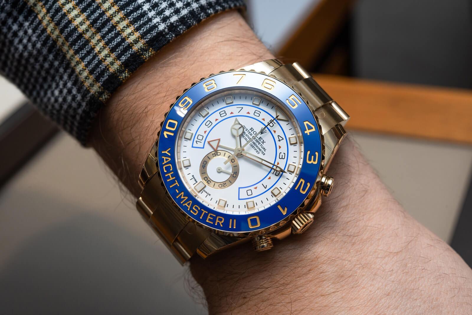 Rolex Yacht-Master II <br> Referenca 116688