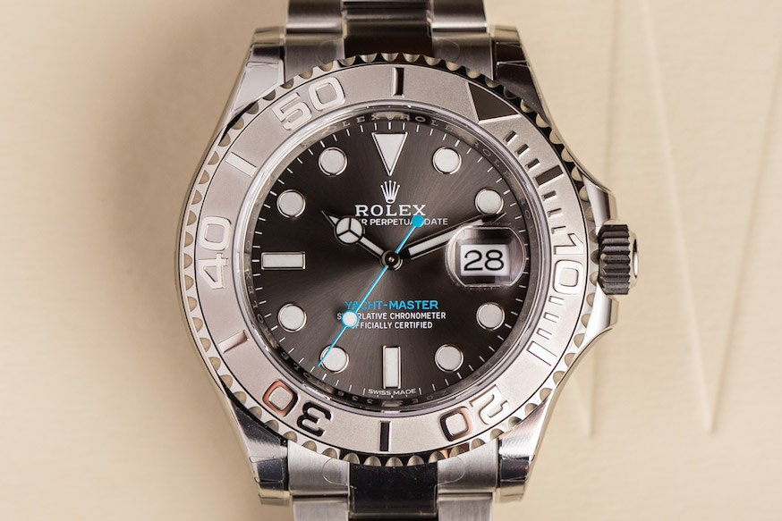 Rolex Yacht-Master 37 <br> Referencia 268622