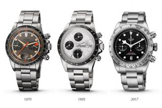 1970-2020, 50 godina Tudor hronografa