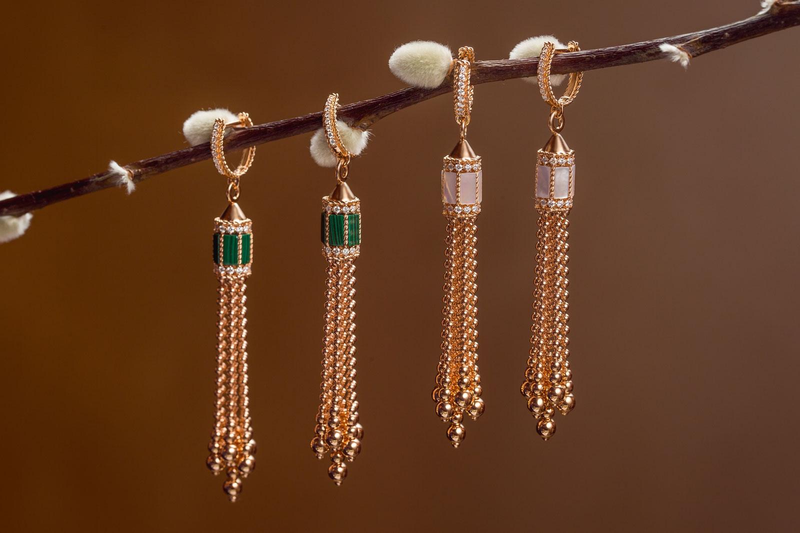 Roberto Coin Art Decò earrings