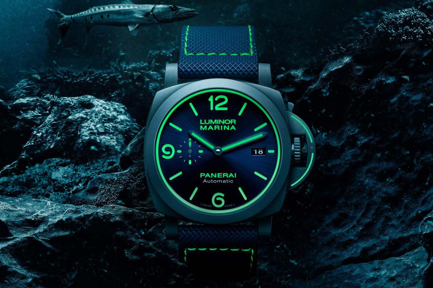 Watches & Wonders 2020 – The year of Luminor