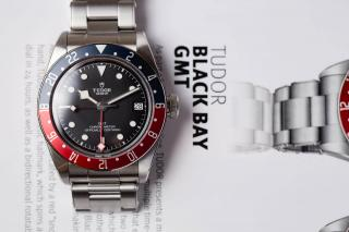 Tudor Black Bay GMT – A faitful travel companion