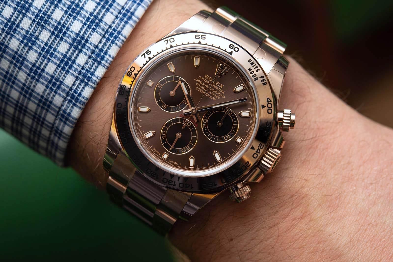 Fedezze fel a Rolex Cosmograph Daytona-t, a sport kronográf ikonját