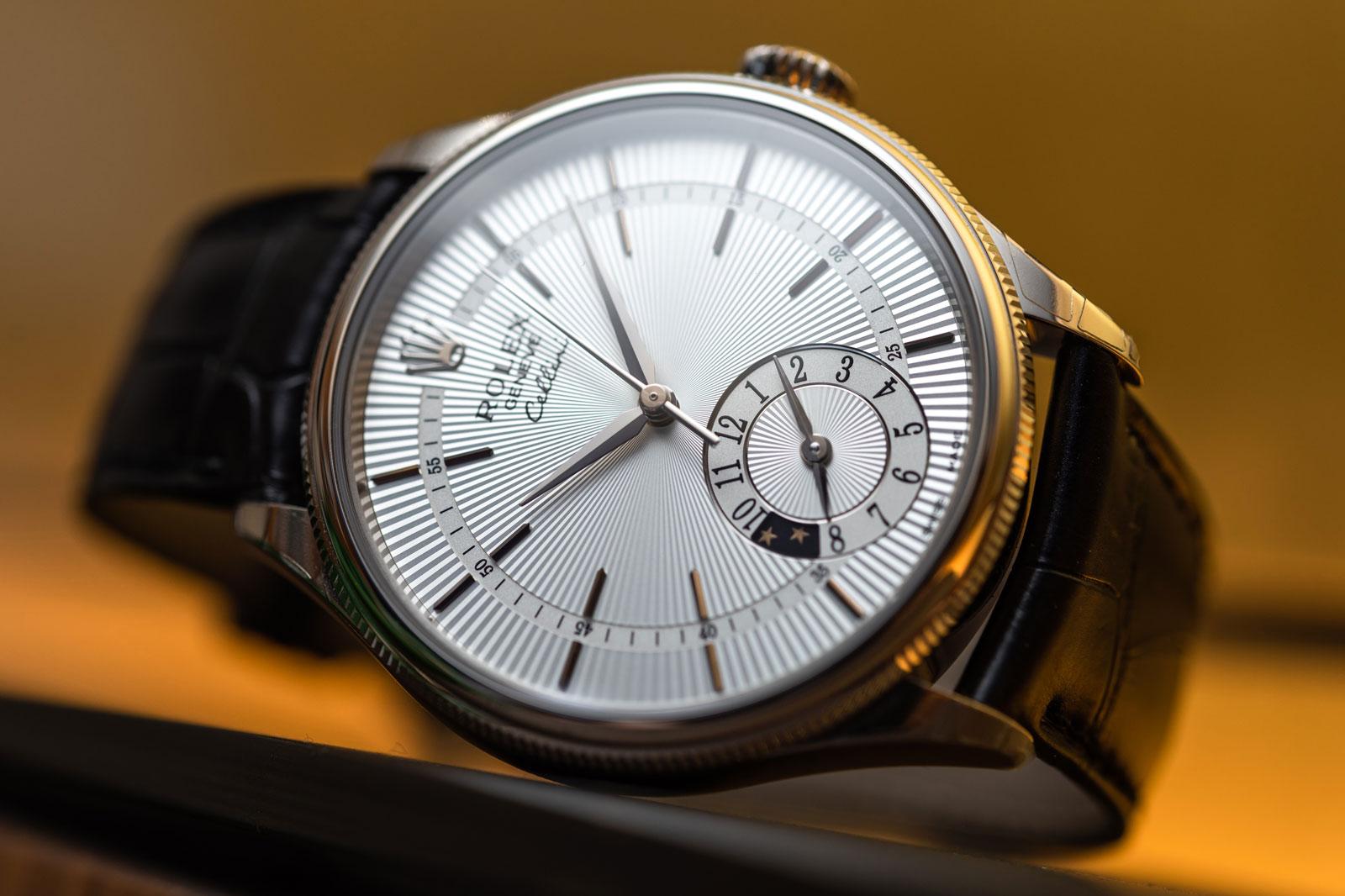 Rolex Cellini Dual Time – Ref. 50529