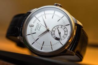 Rolex Cellini Dual Time <br> Referencia 50529