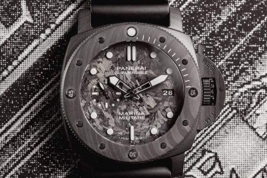 Panerai Submersible Marina Militare Carbotech 47mm – PAM00979