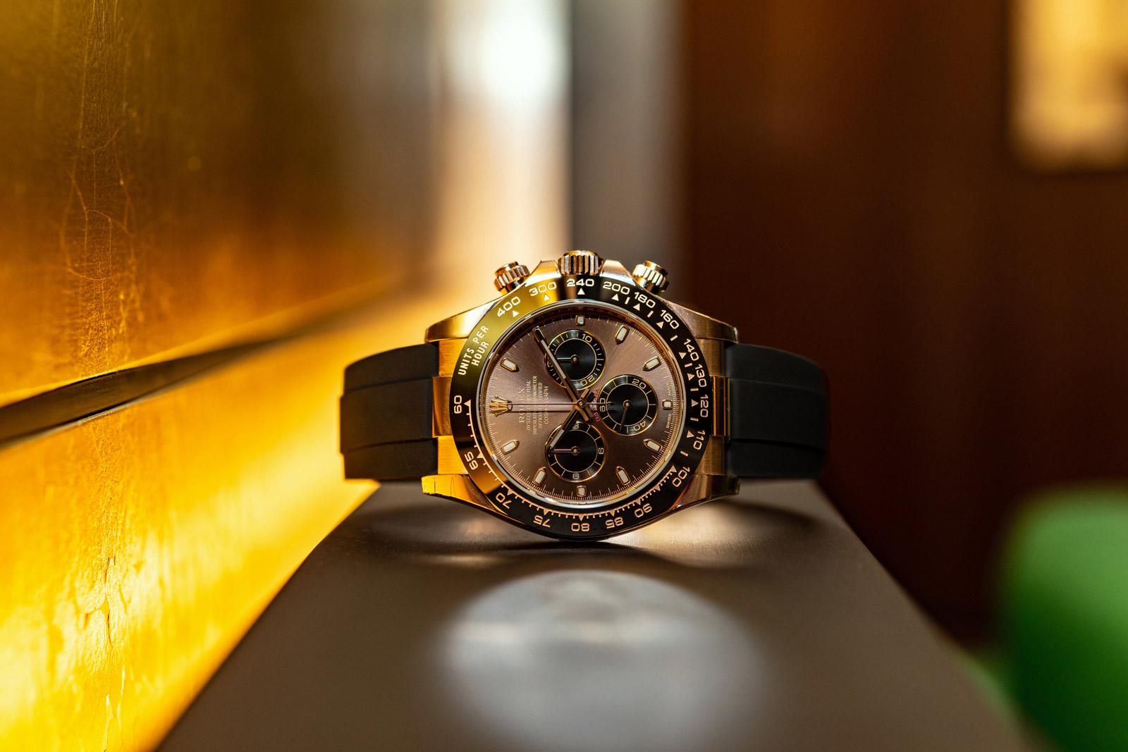Rolex Cosmograph Daytona <br> Referencia 116515LN