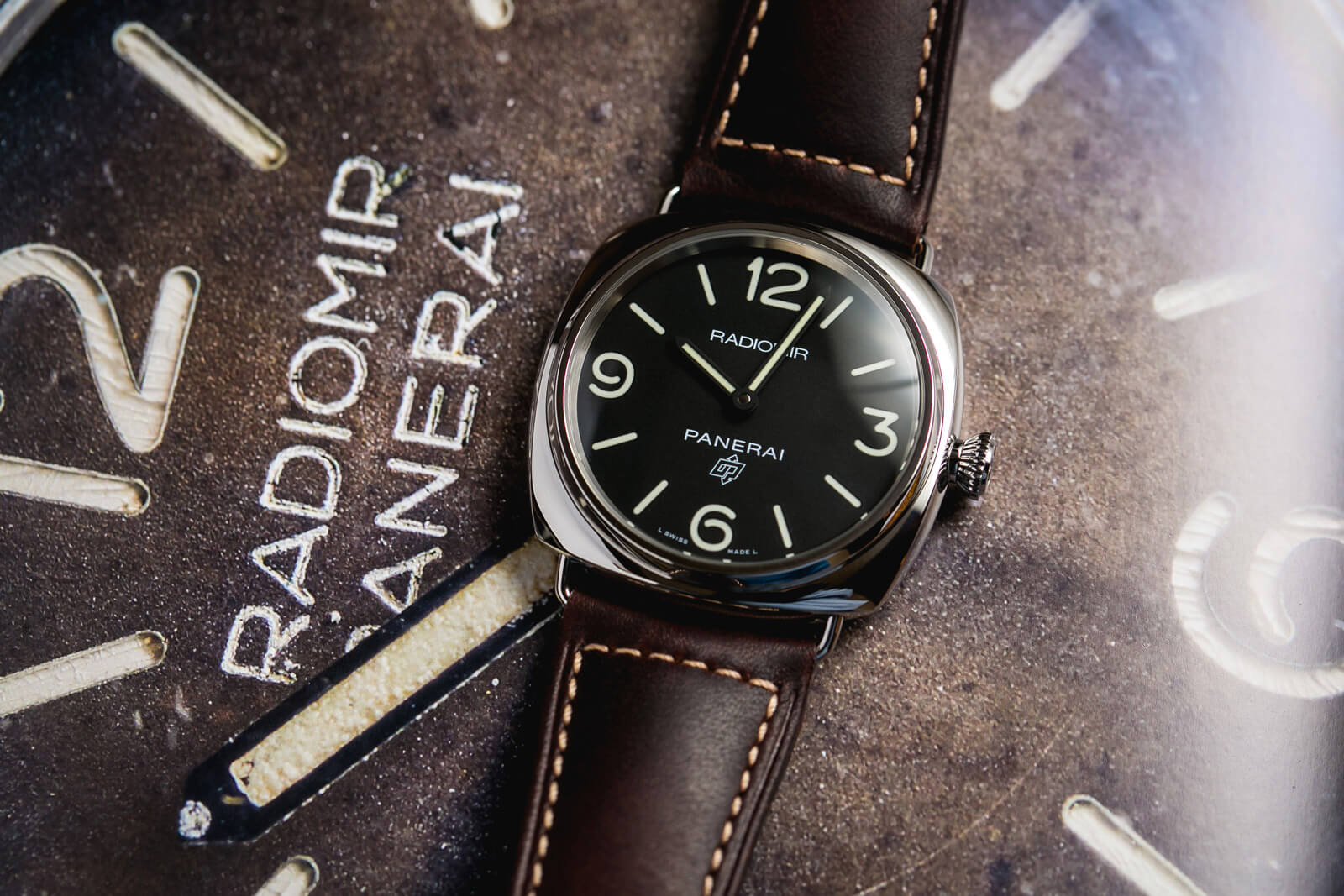 Panerai Radiomir Base Logo 45mm – PAM00753