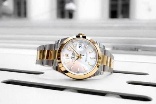 Rolex Datejust 41 <br> Referenca 126303