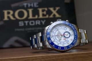 Rolex Yacht-Master II <br> Referencia 116680