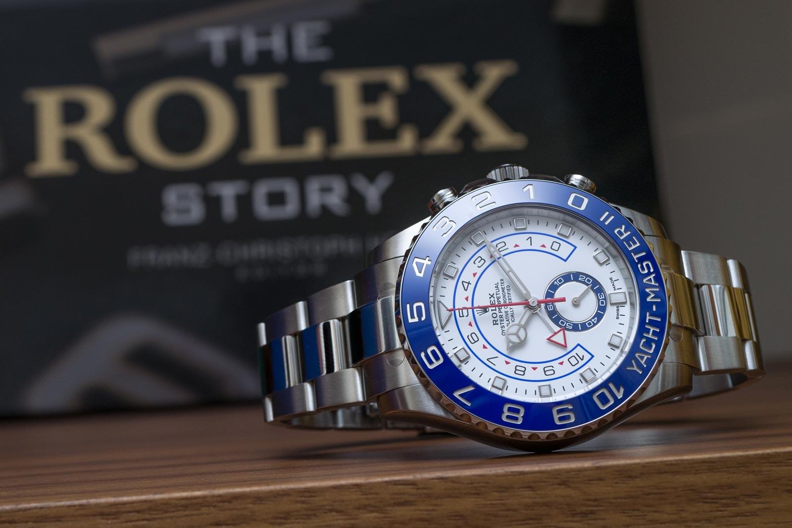 Rolex Yacht-Master II <br> Referenca 116680