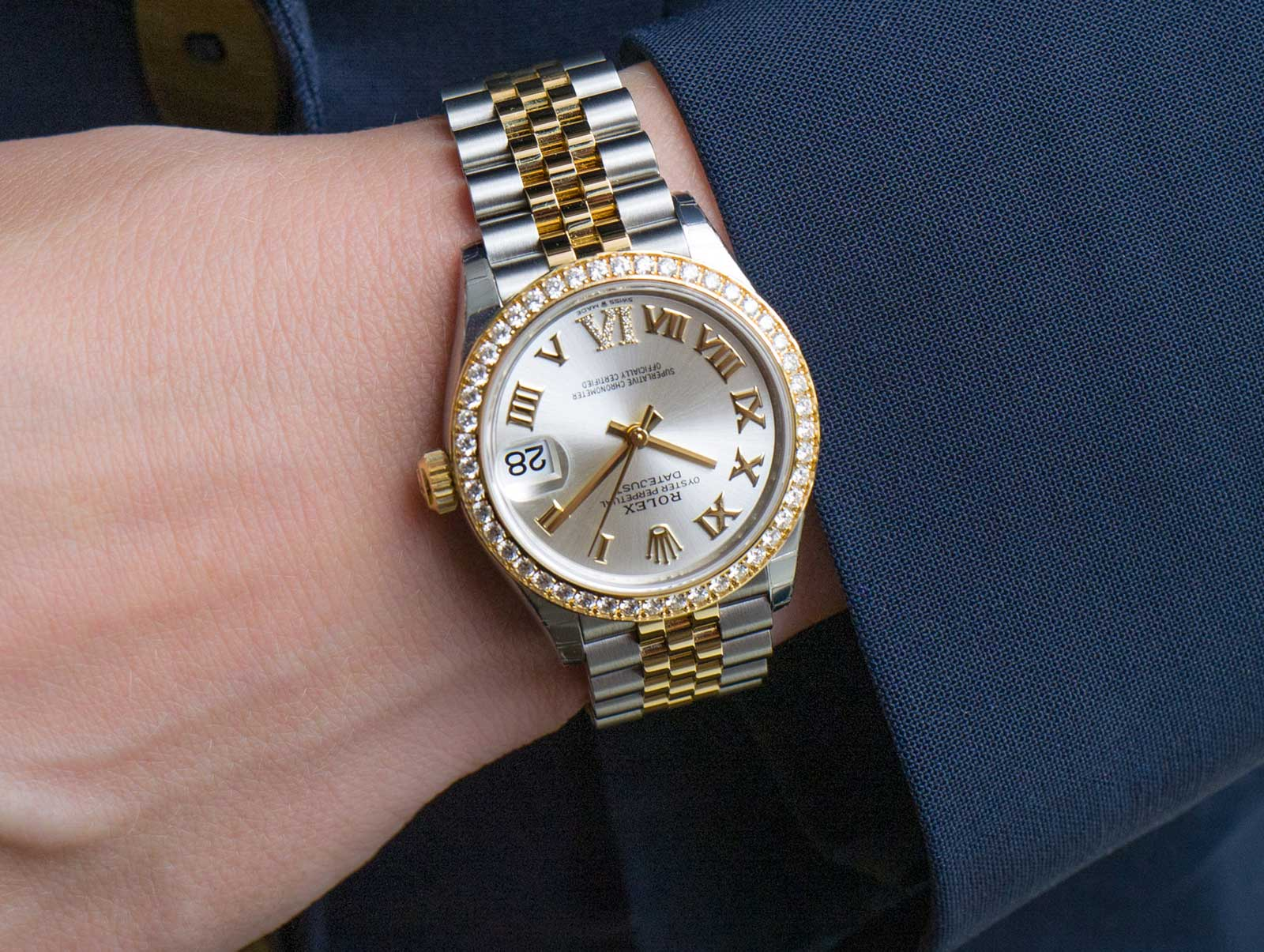 Rolex Datejust 31<br> Reference 278383RBR
