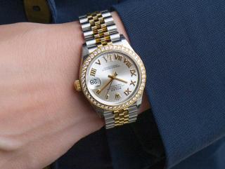 Rolex Datejust 31 <br> Referencia 278383RBR