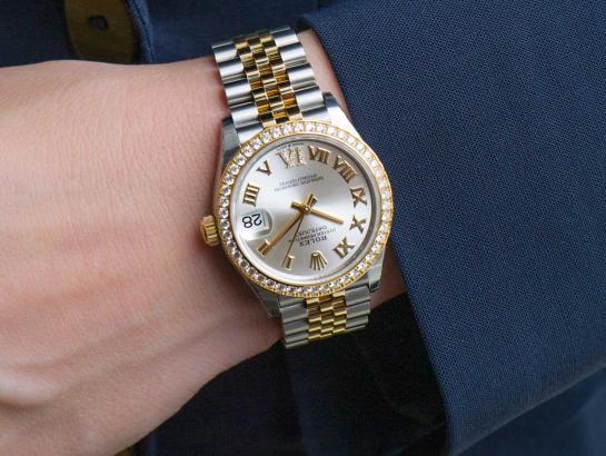 Rolex Datejust 31 <br> Referenca 278383RBR