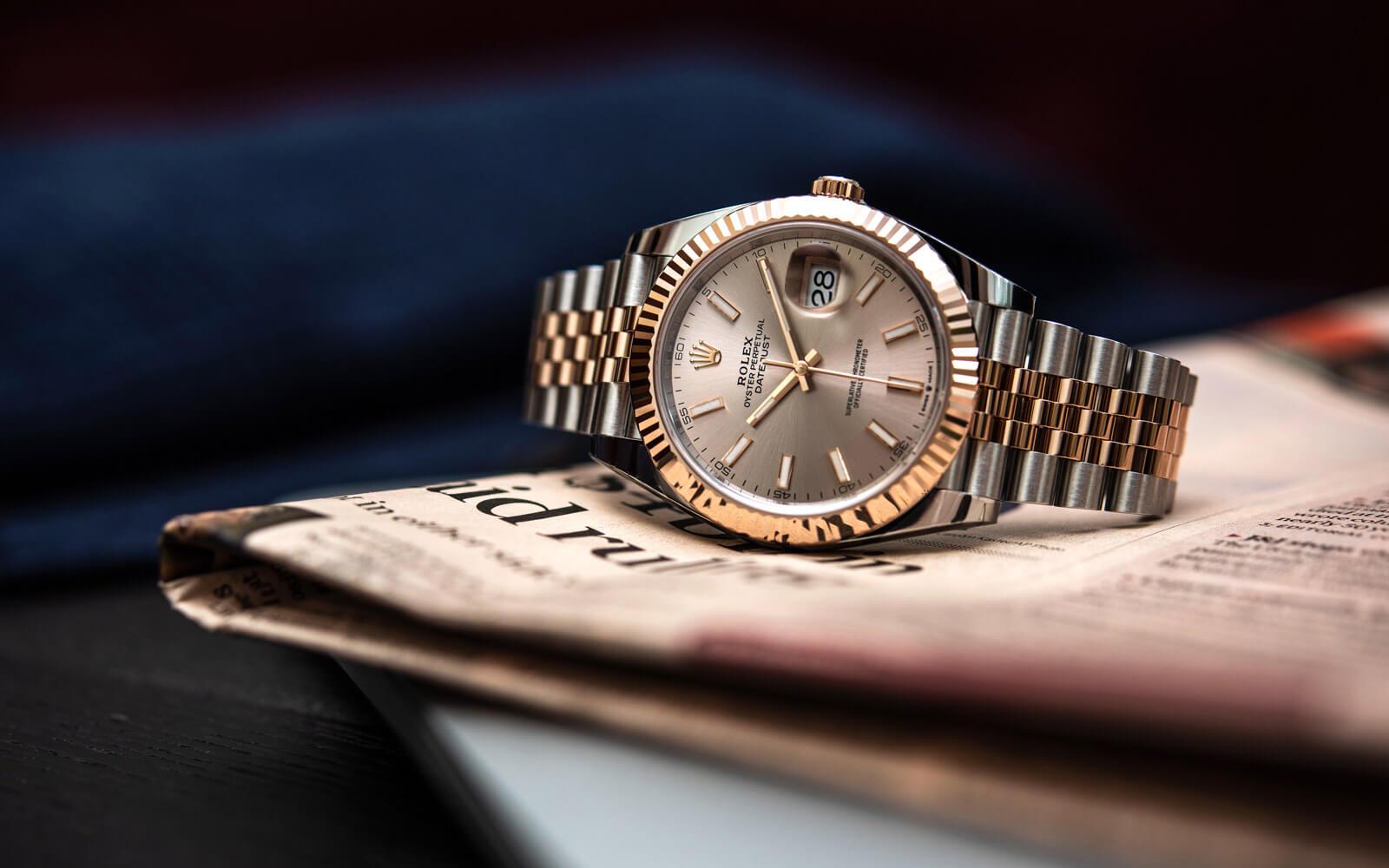 Rolex Datejust 41 <br> Referenca 126331