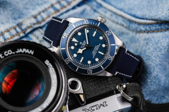 "Tudor Black Bay Fifty-Eight<br> ""Navy Blue"""