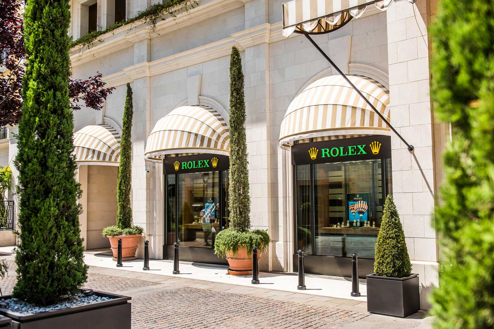 ROLEX BOUTIQUE PORTO MONTENEGRO <br>  WELCOMES YOU BACK