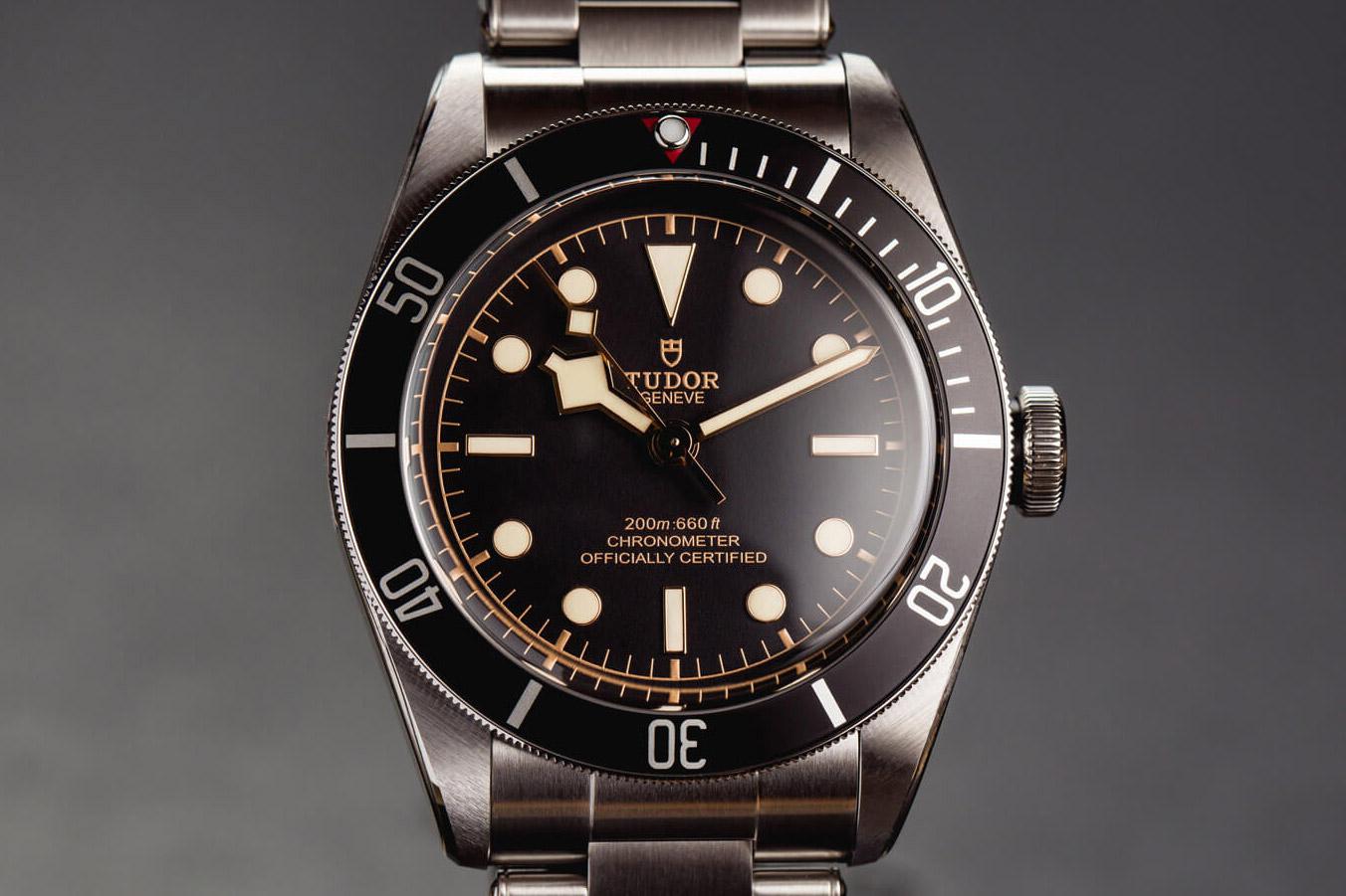 Tudor Black Bay  <br>Referenca 79230N