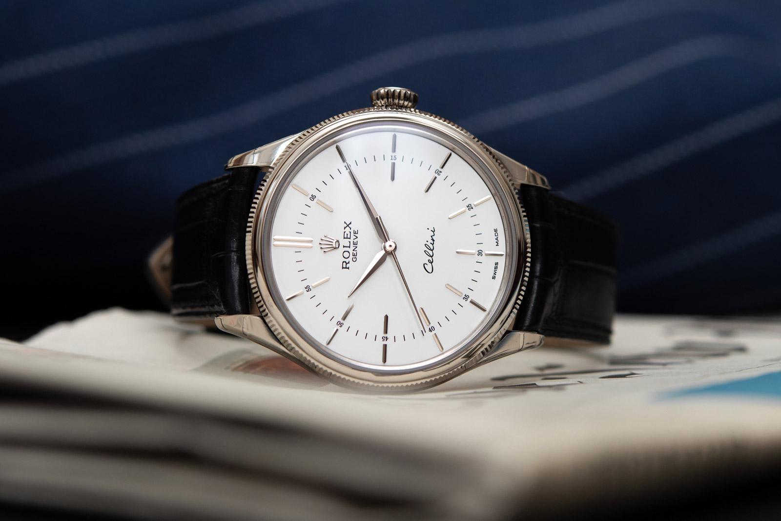 Rolex Cellini Time <br> Referenca 50509
