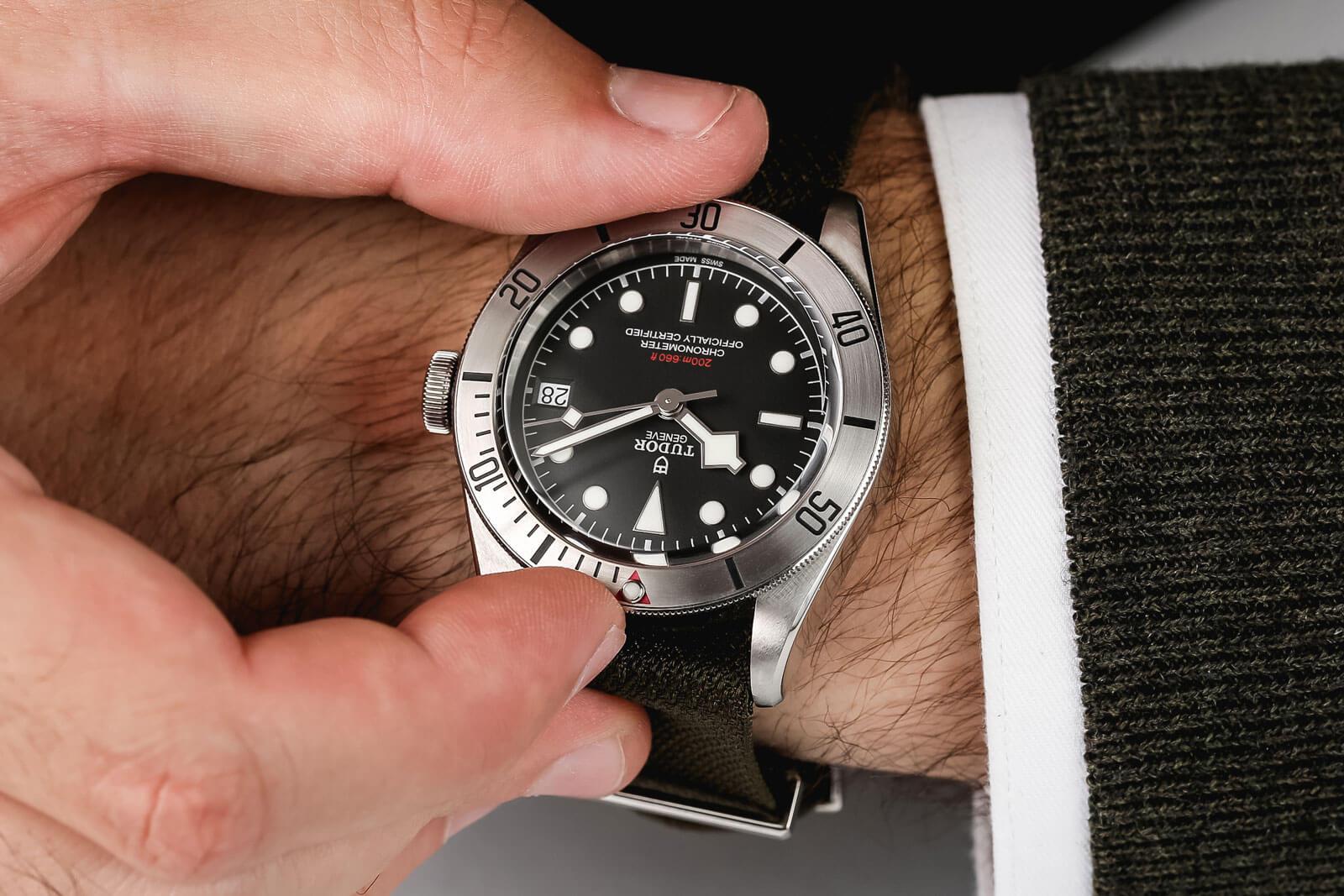 Tudor Black Bay Steel <br>Referenca M79730
