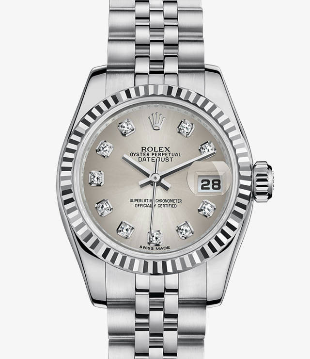 Rolex Lady-Datejust. Egy kifinomult női karóra a mindennapokra cef8b55d4e