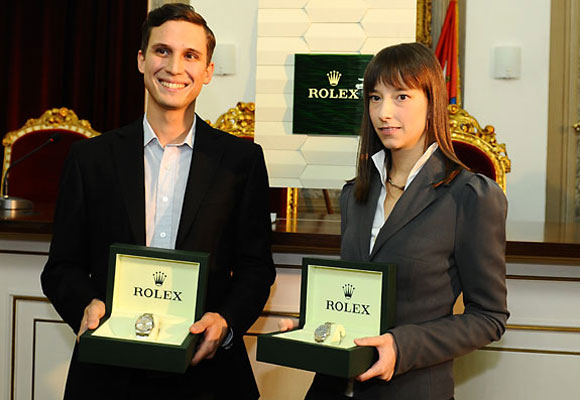 Dodeljene nagrade za 2014. godinu