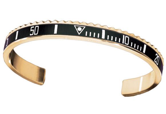 Speedometer Gold