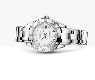 Rolex Lady-Datejust Pearlmaster 29