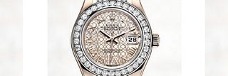 Rolex Lady Datejust Pearlmaster 29