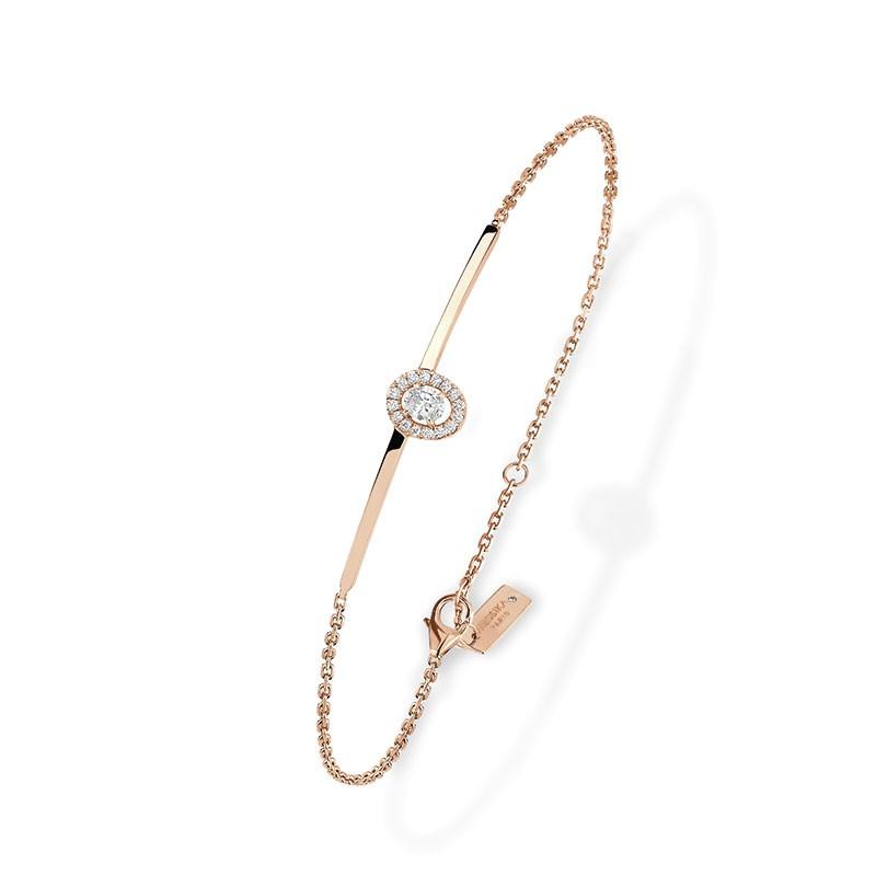 23cbeb1f2b8994 Glam'Azone diamond bracelet - P06176 - GLAM'AZONE - Messika ...