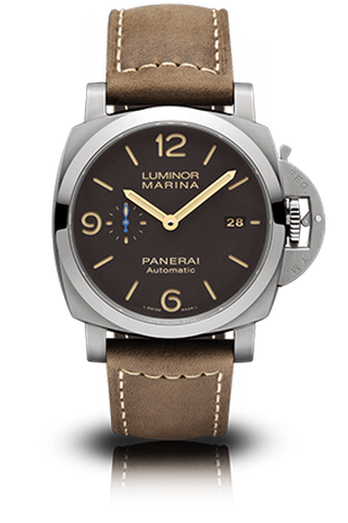 Luminor Marina 1950 3 Day Automatic Titanio - 44mm