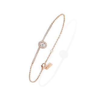 Glam'Azone pavé diamond bracelet