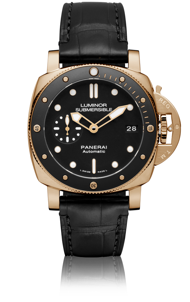 Luminor Submersible 1950 3 Days Automatic Oro Rosso - 42mm