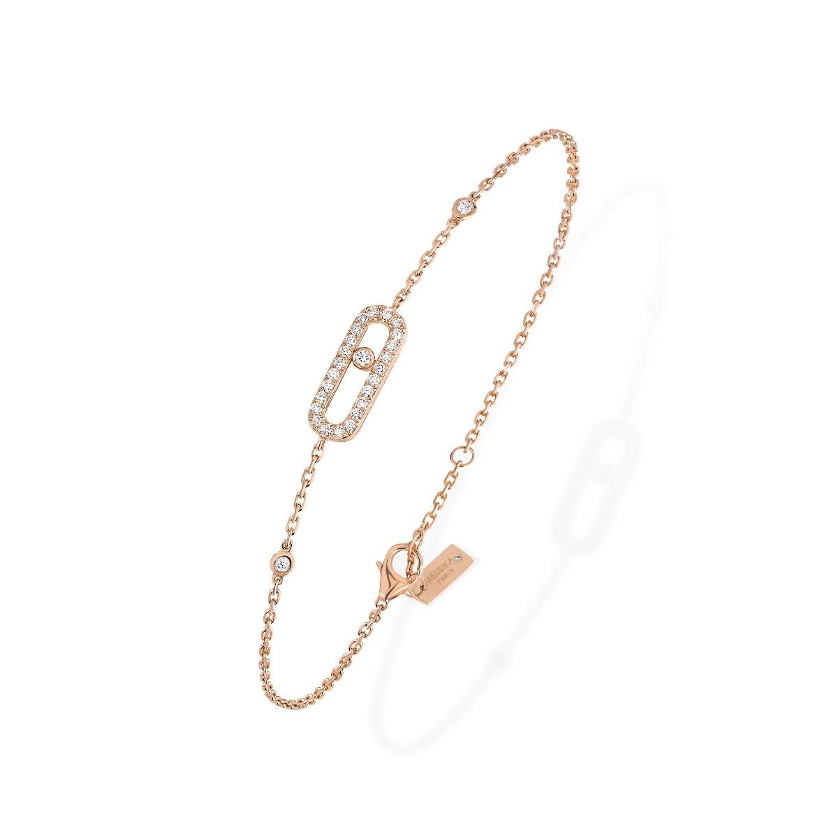 Move Uno diamond bracelet