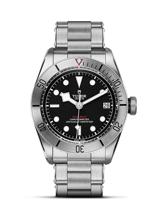 41 mm Steel Case Steel Bracelet