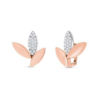 Petals earrings