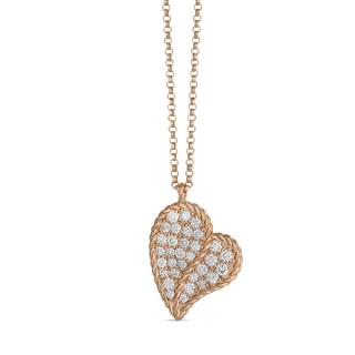 Princess Hearts pendant