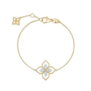 Princess Flower Bracelet