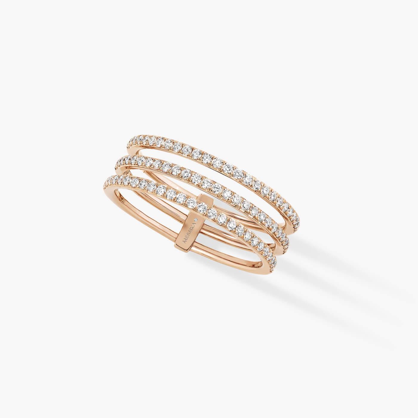 GATSBY prsten iz tri reda