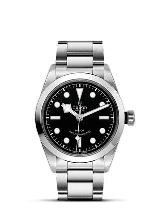 36 mm Steel Case Steel bracelet
