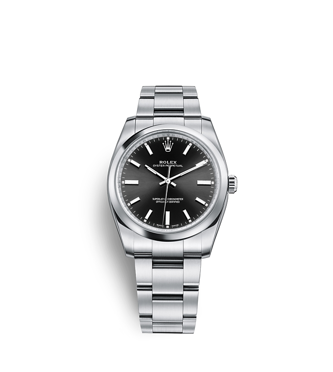 Oyster Perpetual 34 - Rolex Boutique Belgrade - Rolex watches