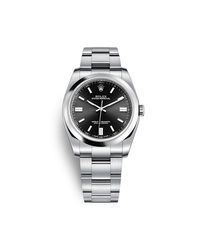 Oyster Perpetual 36 - Rolex Boutique Belgrade - Rolex watches